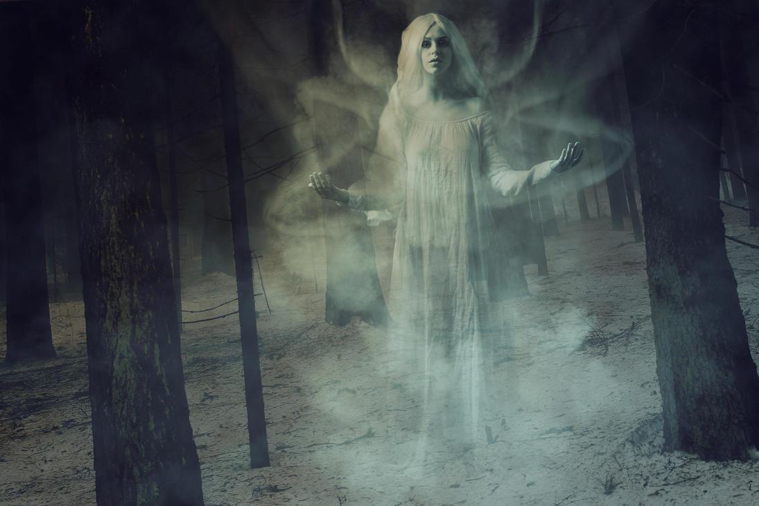 Ghost by CuzImaJellyfish