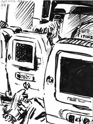 NY sketches 1