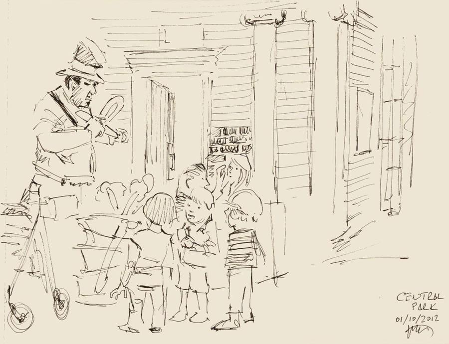 NY sketches 3