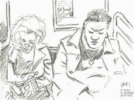 NY sketches 4