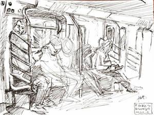 NY sketches 6