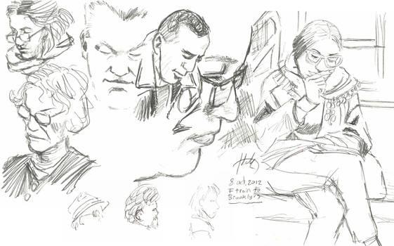 NY sketches 8