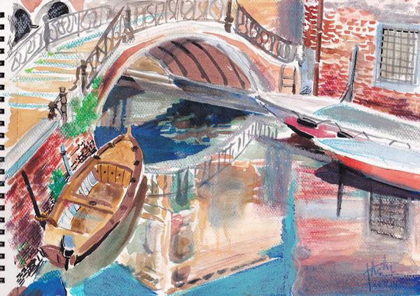 141124 Venice by hakantacal