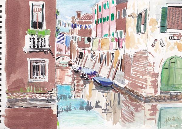 141122 Venice by hakantacal
