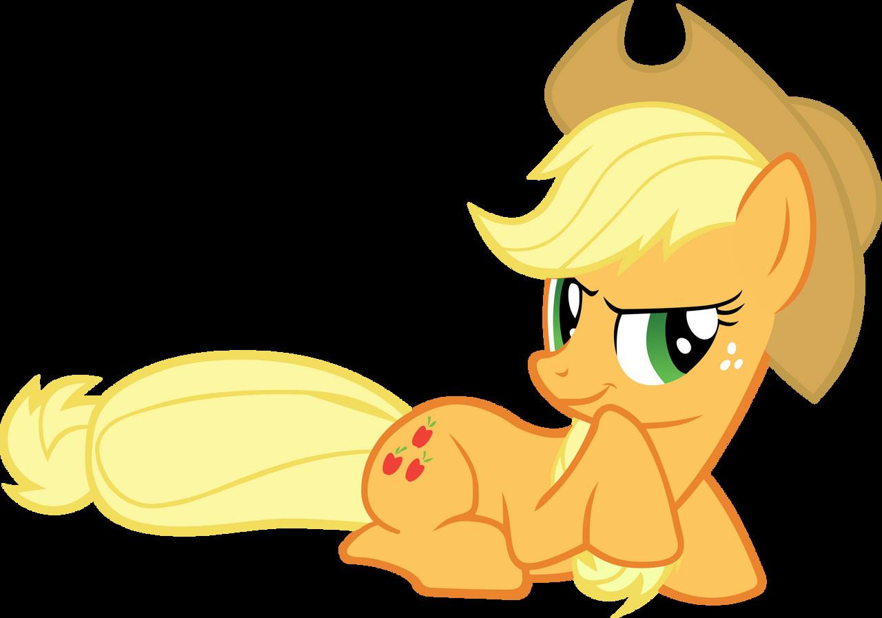 Applejack by Ravirr94