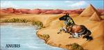 Egyptians - Anubis by Darwem0