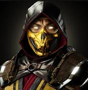 Mortal Kombat Mobile Skins and Characters by MissSlenderNeko on