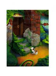 CheshireCat before Cheshire Cat
