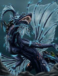 Dragon of Water