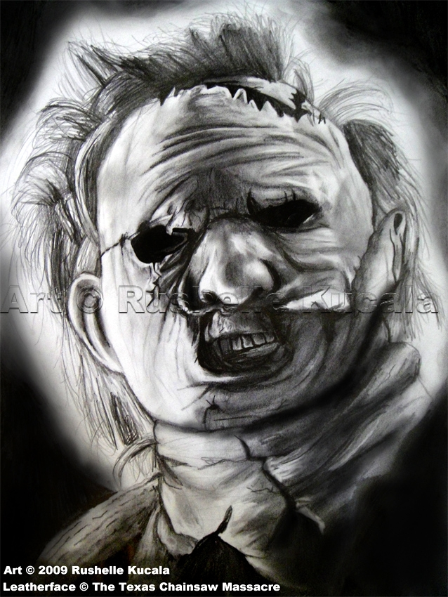 Leatherface by TheDragonofDoom on DeviantArt
