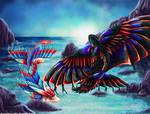 Ankoku Flying Fish