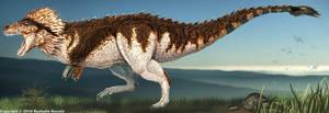 Tyrannosaurus Rex Finished