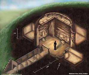 Maeshowe Tomb