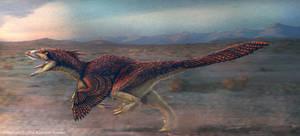 Dakotaraptor Restored