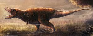 2016 Tyrannosaurus Rex Restored