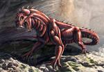 Gargantosaurus Commission
