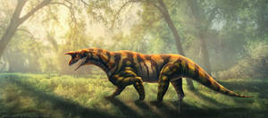 Shringasaurus Indicus Restored