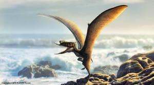 Dsungaripterus Weii Restored