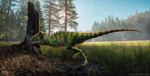 Pachycephalosaurus Wyomingensis Restored