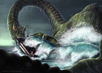Nessie Commission by TheDragonofDoom