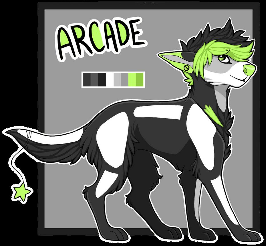 Arcade by PleasantlyPeculiar