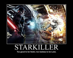 Starkiller by disciple65