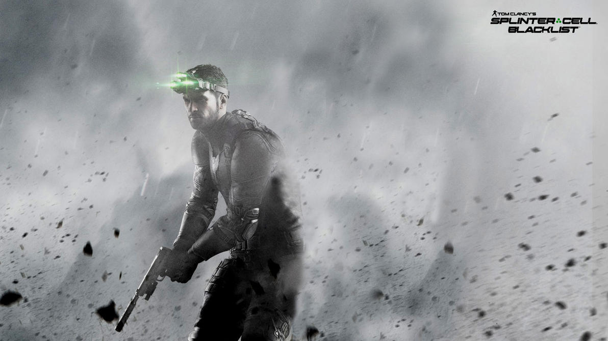 Tom Clancys Splinter Cell Blacklist Kinect Game Wallpapers k
