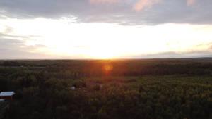random sunset