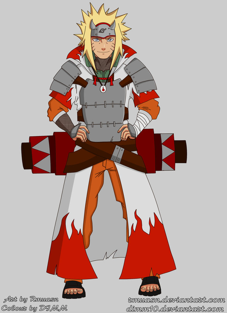 Naruto Hokage by dimm10 on DeviantArt