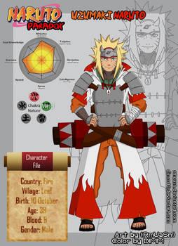 Character File-Naruto Uzumaki
