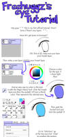 How to Color Eyes in SAI