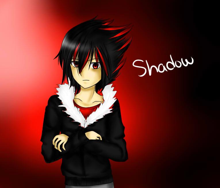 Human Shadow by kittymochi on DeviantArt