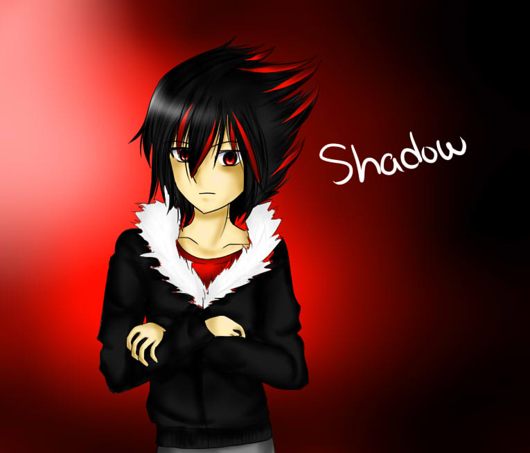 Human Shadow by kittymochi on DeviantArt
