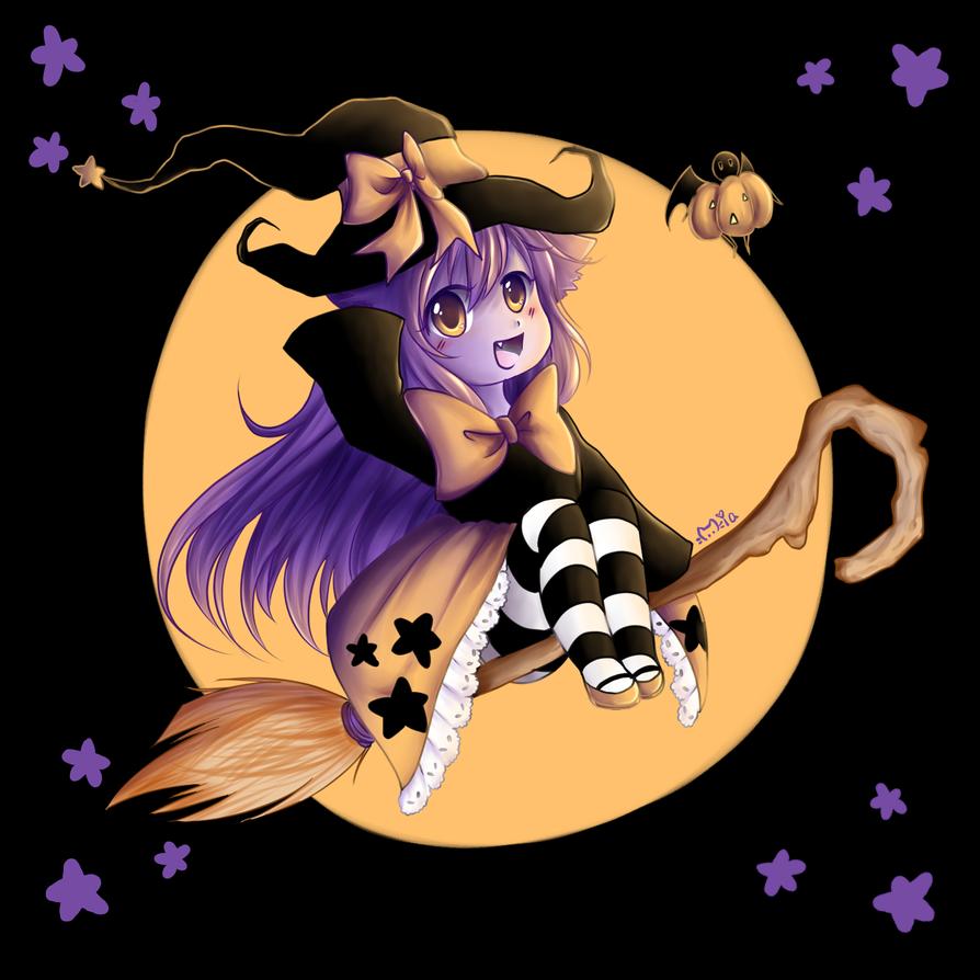 Spooky Lulu by kittymochi