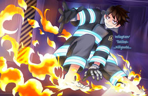 Shinra Fire Force