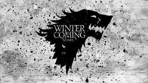 Winter is Coming Wallpaper-Byperest