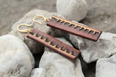 Inuk Bijoux - AKN8TV earrings