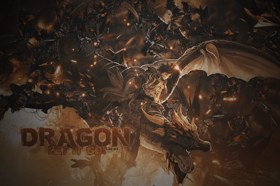 cover C4D Dragon by Dia1802