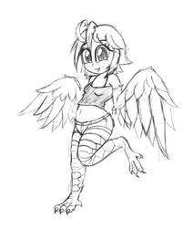 Papi wa Harpy by mo-la-in-san