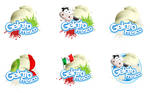 Gelato Fresco Logos