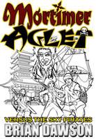 Mortimer Aglet full Cover Concept with lettering by MortimerAglet