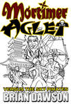 Mortimer Aglet full Cover Concept with lettering