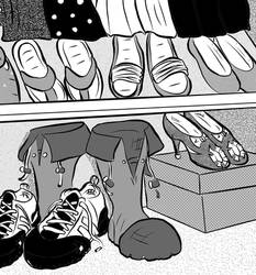 Shoe's life