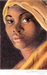 Senegal girl
