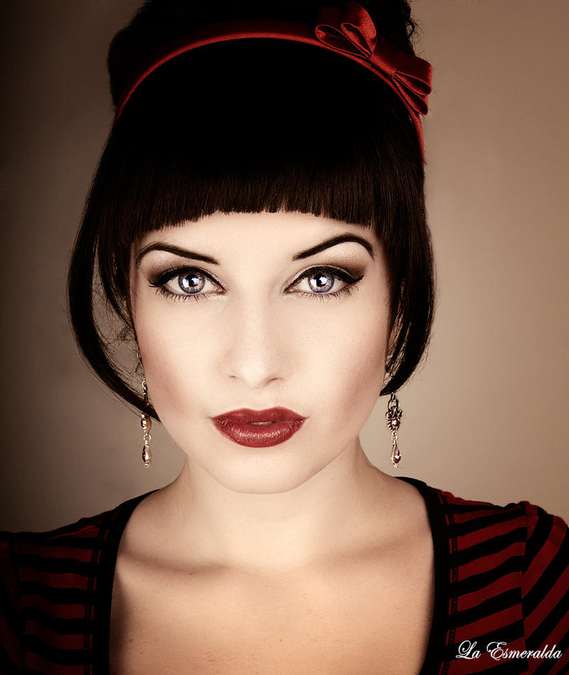 by.  Beauty.  410 Comments. la-esmeralda.