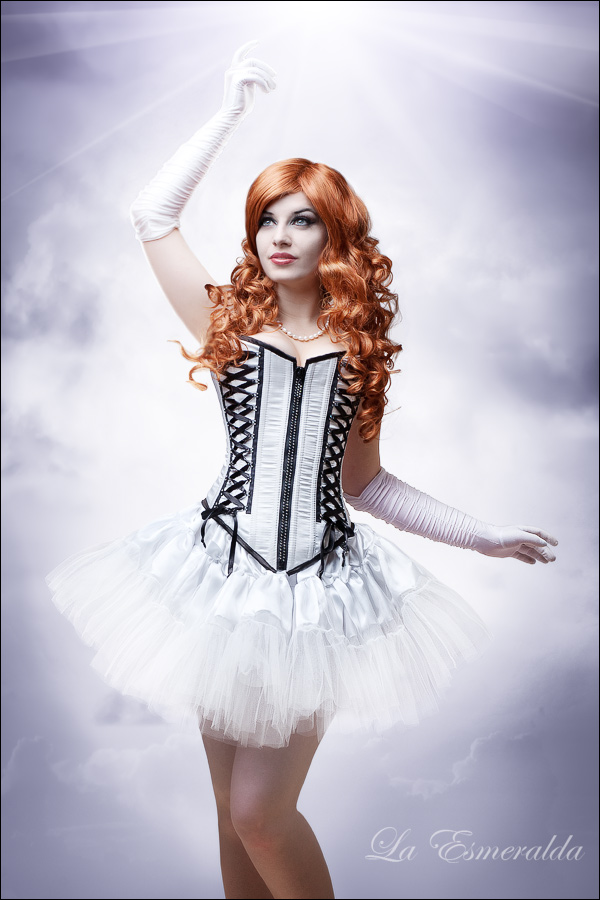 Send me an angel by la-esmeralda
