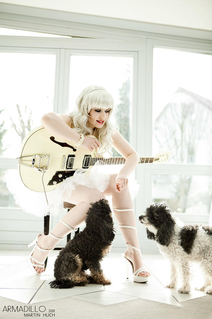 White by la-esmeralda