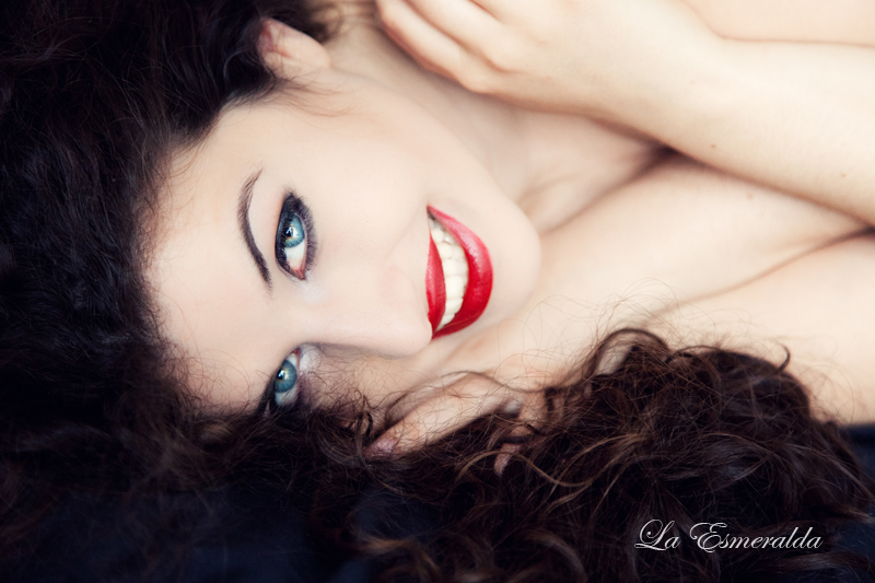 Smile by la-esmeralda
