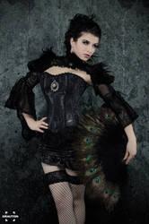 Black Bird by la-esmeralda