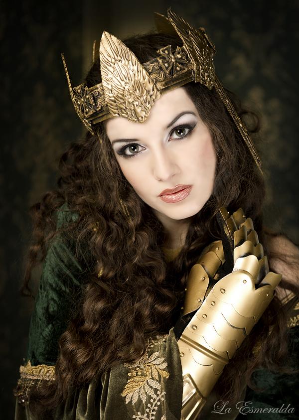Golden Glory by la-esmeralda